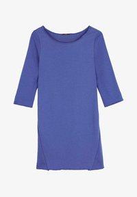 Tezenis - MIT U-BOOT-AUSSCHNITT - Jersey dress - cobalt - 4