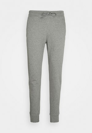 MENS SLIM FIT  - Tracksuit bottoms - grey