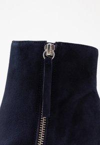 KIOMI - Classic ankle boots - dark blue - 2