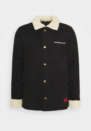 WORKWEAR JACKET - Kurtka zimowa - black