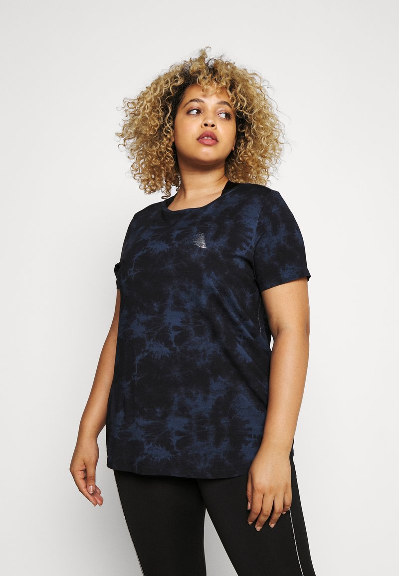 Active by Zizzi - ASUSY - T-shirts med print - multi-coloured