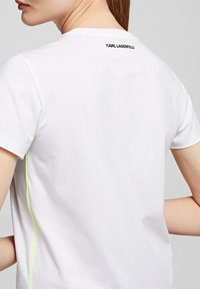 KARL LAGERFELD - Print T-shirt - White - 2