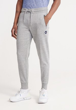 COLLECTIVE  - Tracksuit bottoms - dark grey