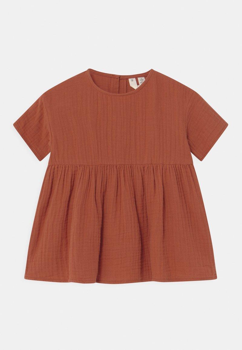 ARKET - Day dress - brown