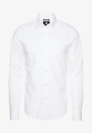 CORE SUPER SLIM - Shirt - white
