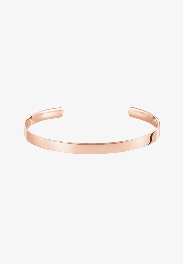 LOVE CUFF - Armbånd - rose gold-coloured