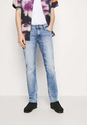 SCANTON SLIM - Jeansy Slim Fit - light-blue denim