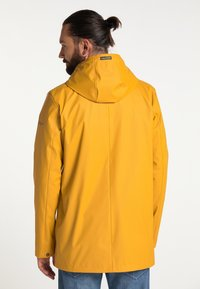 Schmuddelwedda - Waterproof jacket - curry - 2