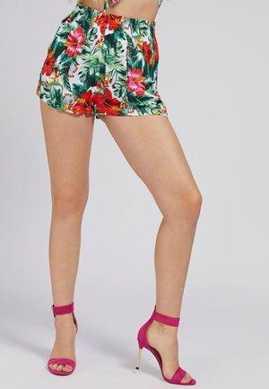 Shorts - blumenmuster