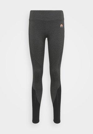 STALO - Leggings - dark grey marl