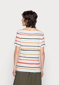 Marc O'Polo - T-shirt imprimé - multi/rainbow yellow - 2