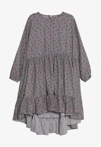 GRO - CILLE DRESS - Day dress - grey - 3