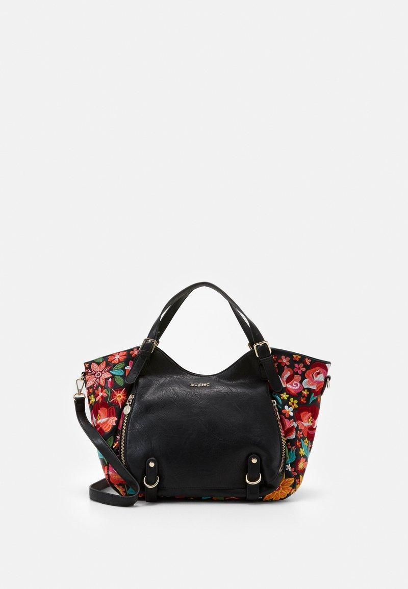Desigual - BOLS CONCORDIA ROTTERDAM - Handbag - black