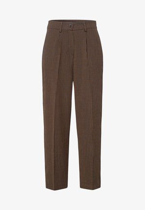 STYLE MARCIE S - Trousers - brown