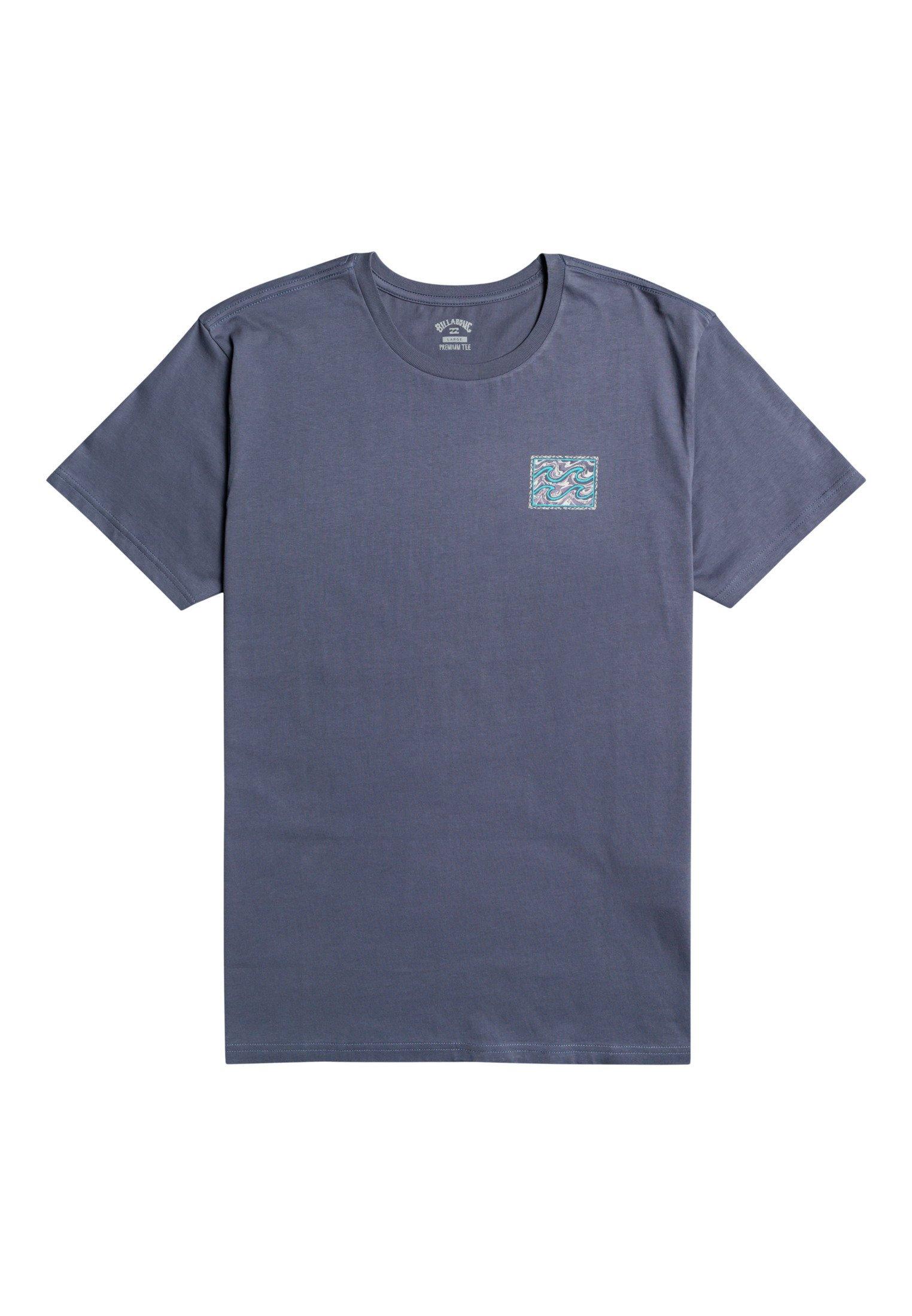 Herren CRAYON WAVE  - T-Shirt print