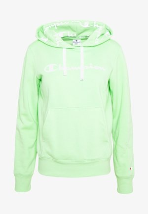 HOODED - Hoodie - light green