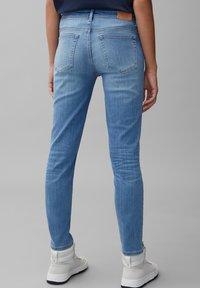 Marc O'Polo - LULEA  - Slim fit jeans - blue softwear wash - 2