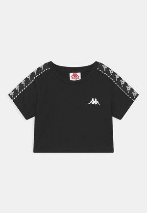 INULA - Print T-shirt - caviar