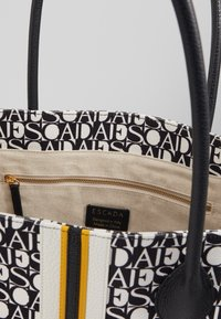 Escada Sport - CANVAS SHOPPER - Shopping bag - black - 3