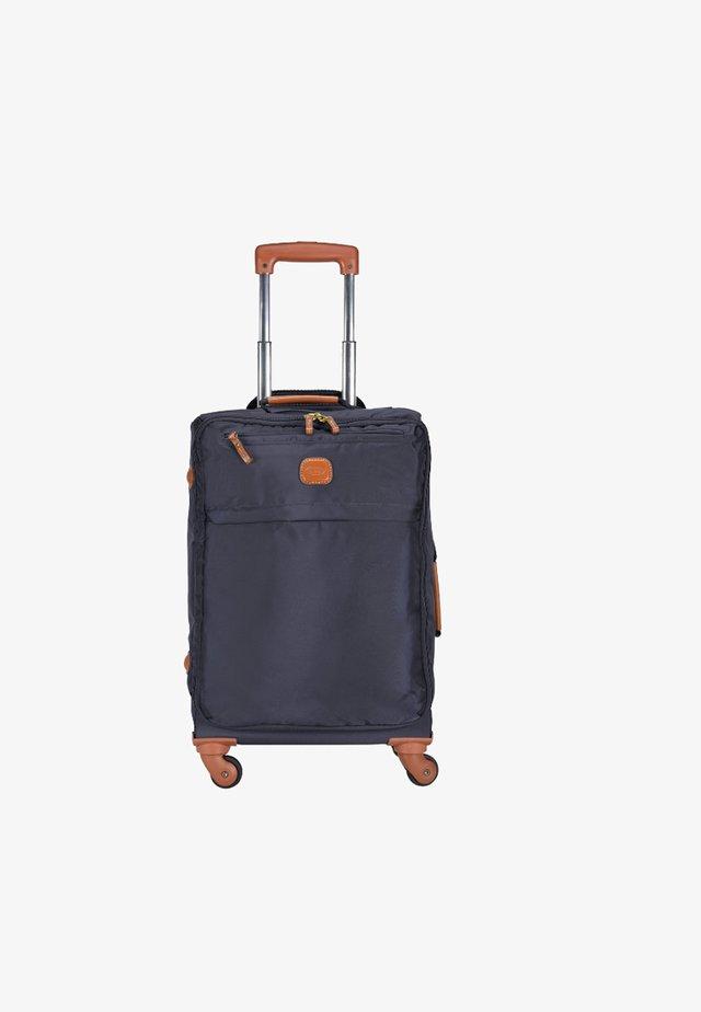 X-TRAVEL  - Wheeled suitcase - ocean blue