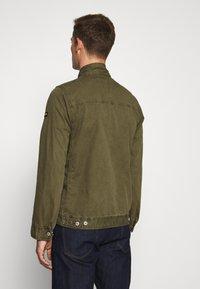 Schott - JAY - Summer jacket - light kaki - 2