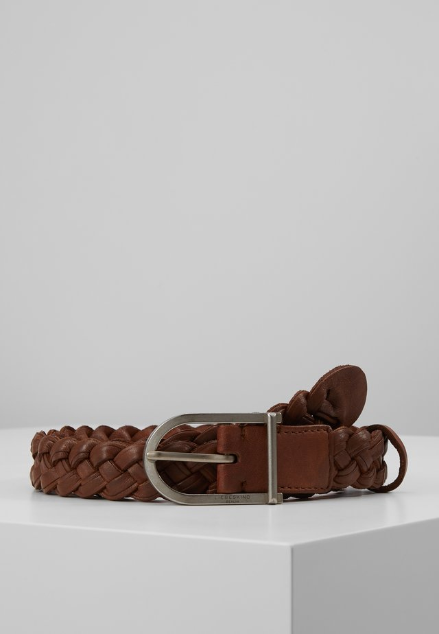BELT BELWEA - Cintura - medium brown