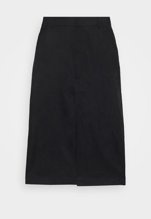RAY SKIRT - A-line skirt - black