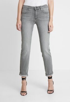 BODY BESPOKE - Straight leg jeans - grey as ice