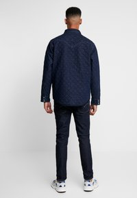 Levi's® Made & Crafted - QUILTED WESTERN - Kurtka jeansowa - lmc outback - 2