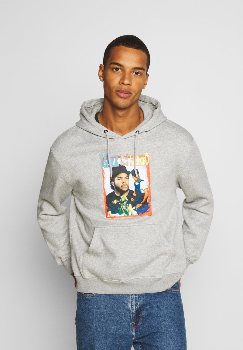 Nominal - BOYS IN THE HOOD  - Hoodie - grey marl