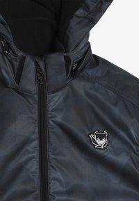 SuperRebel - SKI TECHNICAL JACKET ALL OVER - Snowboardová bunda - grey/blue - 5