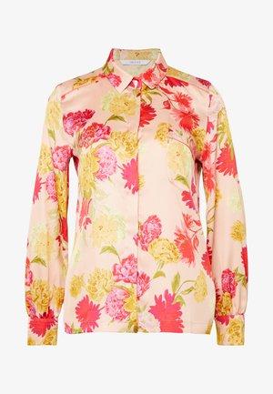 VARIETY - Button-down blouse - powder