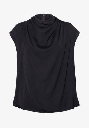 VOLON - Bluse - black