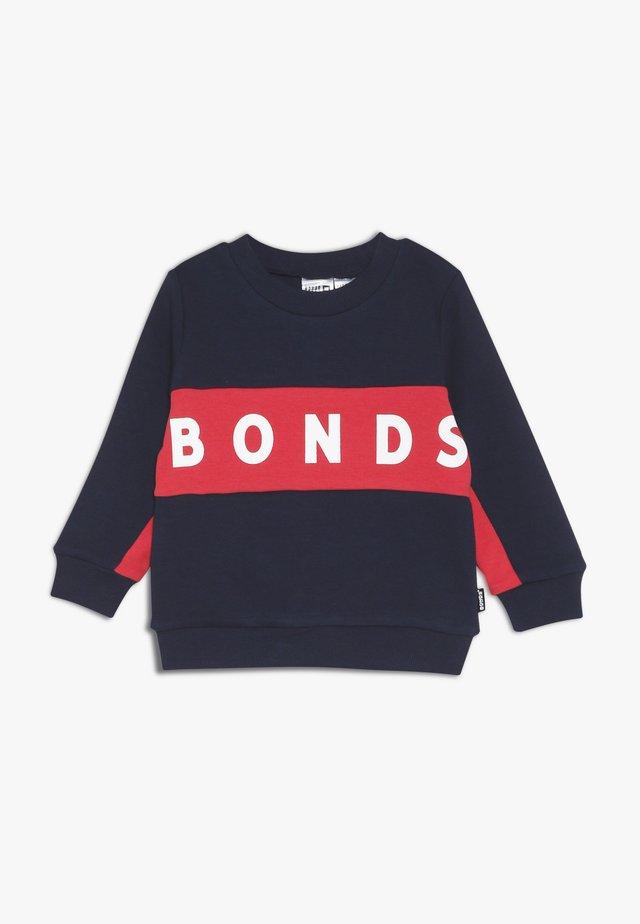 COOL BABY - T-shirt à manches longues - black sea/unicornicopia