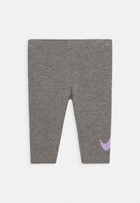 Nike Sportswear - DOT BODYSUIT SET - Body - carbon heather - 2