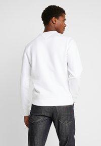 Tommy Hilfiger - LOGO  - Sweater - white - 2