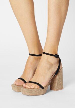 ROSEMARY - Sandals - black