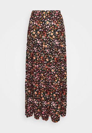 DITSY FLORAL SKIRT - Falda larga - multi