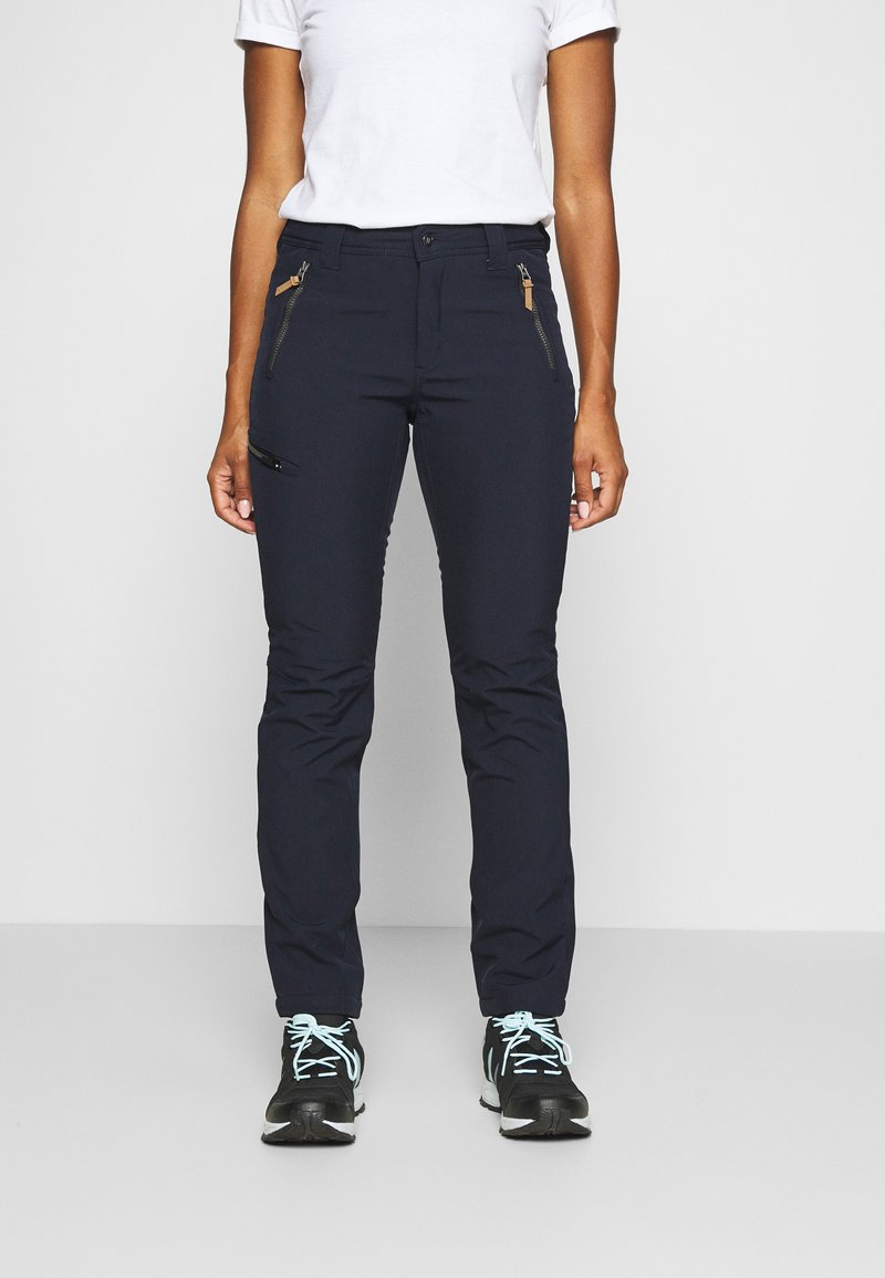 Icepeak - ARCOLA - Trousers - dark blue