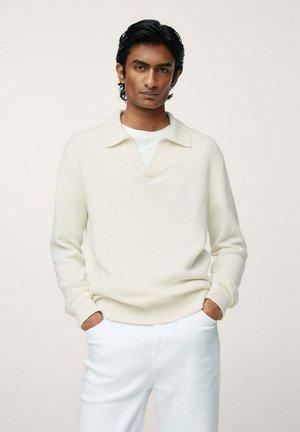 REMO-I - Sweatshirt - weiß