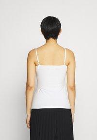 Anna Field - 5 PACK - Top - black/white/mottled light grey - 2