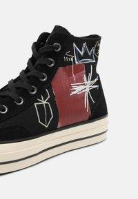 Converse - CHUCK 70 UNISEX - Zapatillas altas - black - 6