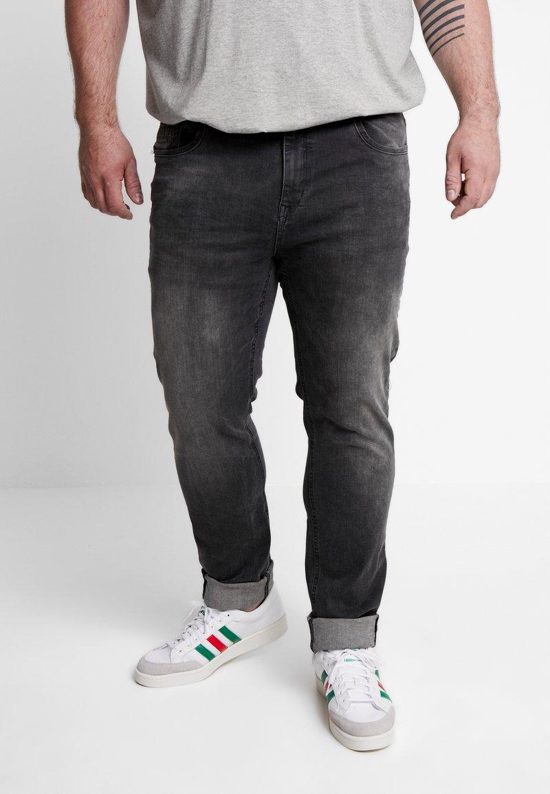 Cars Jeans - BLAST PLUS - Slim fit jeans - black used