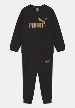 MINICATS CREW SET UNISEX - Trainingsanzug - puma black