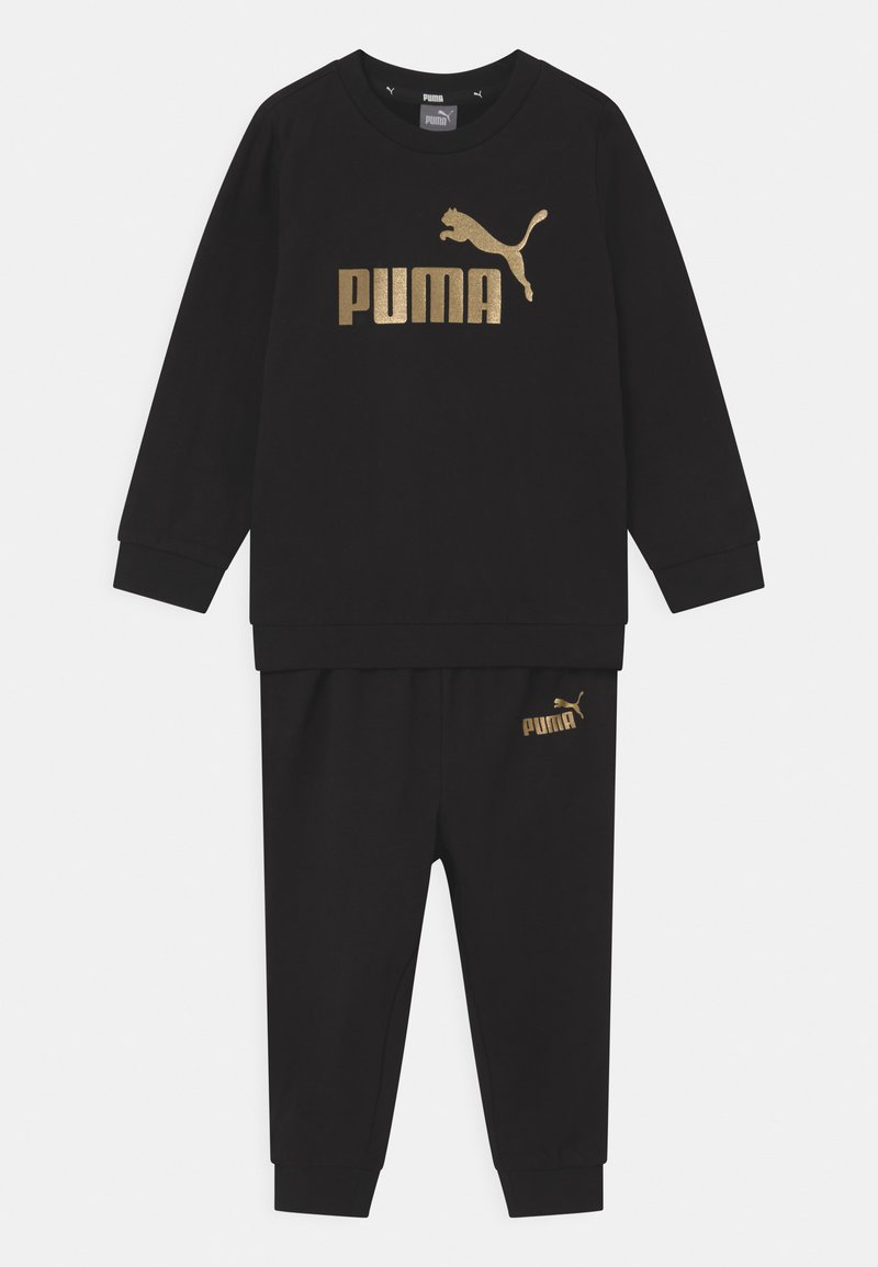 Puma - MINICATS CREW SET UNISEX - Trainingspak - puma black
