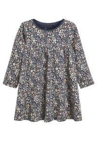 Next - Jersey dress - blue - 0