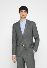 Esprit Collection - BIRDSEYE - Kostym - grey - 2
