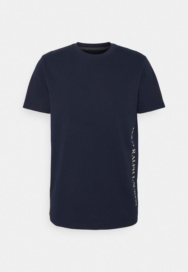 LOOP BACK - Nachtwäsche Shirt - cruise navy