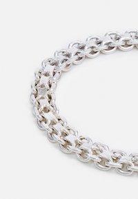 Icon Brand - CLUSTER CHAIN BRACELET - Bracelet - silver-coloured - 2