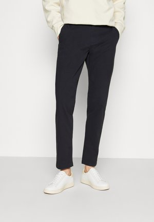SMART FLEX TAPERED - Chino - navy